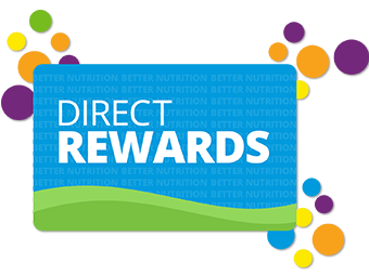 Sign Up For Direct Rewards and Earn Rewards Points On Every Purchase